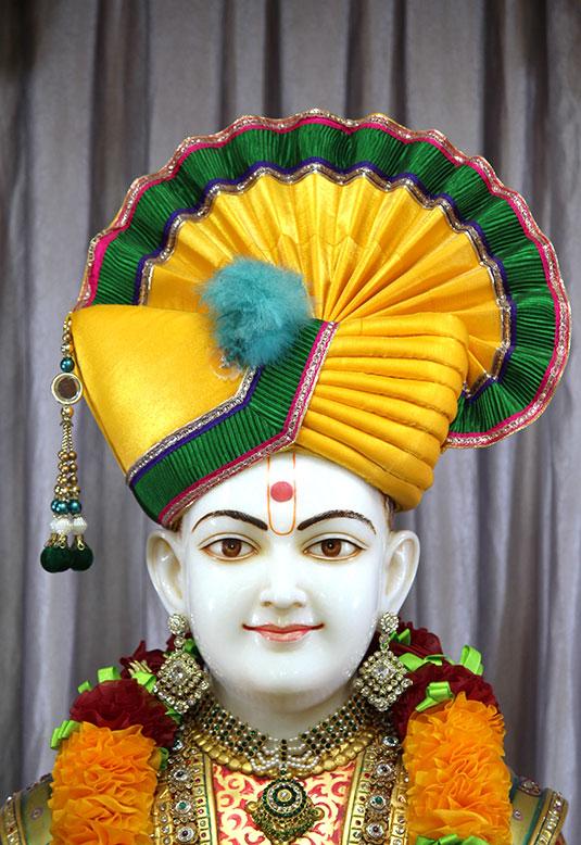 SMVS Swaminarayan Mandir - Bhavnagar
