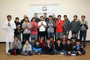 Winter Camp - 2015 Cherry Hill, NJ, USA - SMVS Swaminarayan Mandir Vasna Sanstha