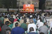 HH Swamishree Shakotsav Sabha At Chandkheda
