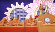HH Swamishree Sanchalak And Karyakar Sabha At Vasna Ahmedabad.
