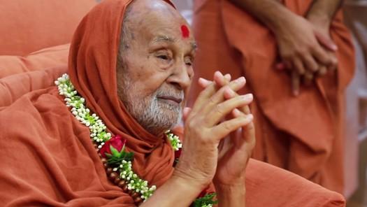 HDH Bapji Divya Darshan & Ashirwad (28-10-18)