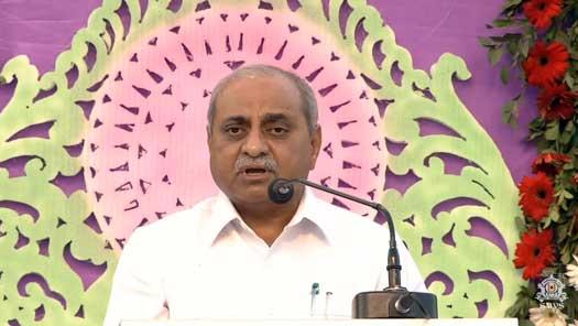 Deputy Chief Minister of Gujarat Shri Nitinbhai Patel Speech at SMVS Hospital Lokarpan Samaroh