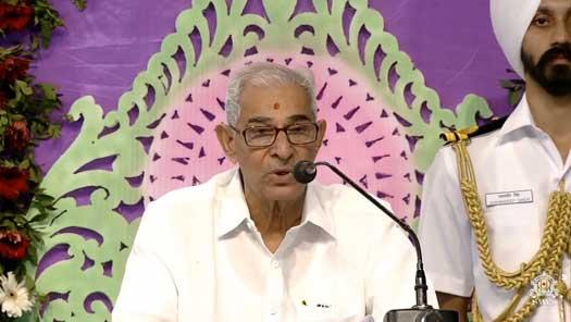 Governer of Gujarat Shri Om Prakash Kohli Speech at SMVS Hospital Lokarpan Samaroh
