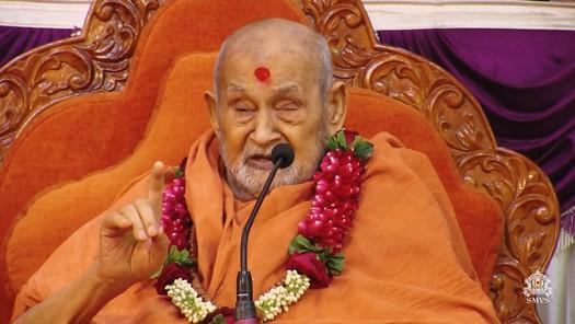 HDH Bapji Divya Darshan & Ashirwad (26-01-19)