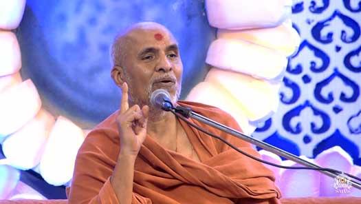 HH Swamishri Divyavani on 87th HDH Bapji Pragatyotsav