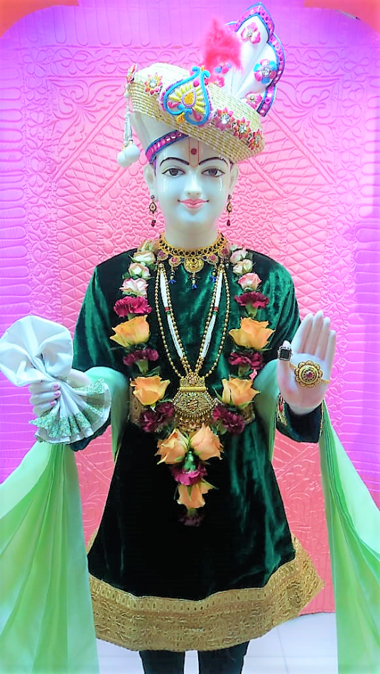 SMVS Swaminarayan Dham - Cherry Hill