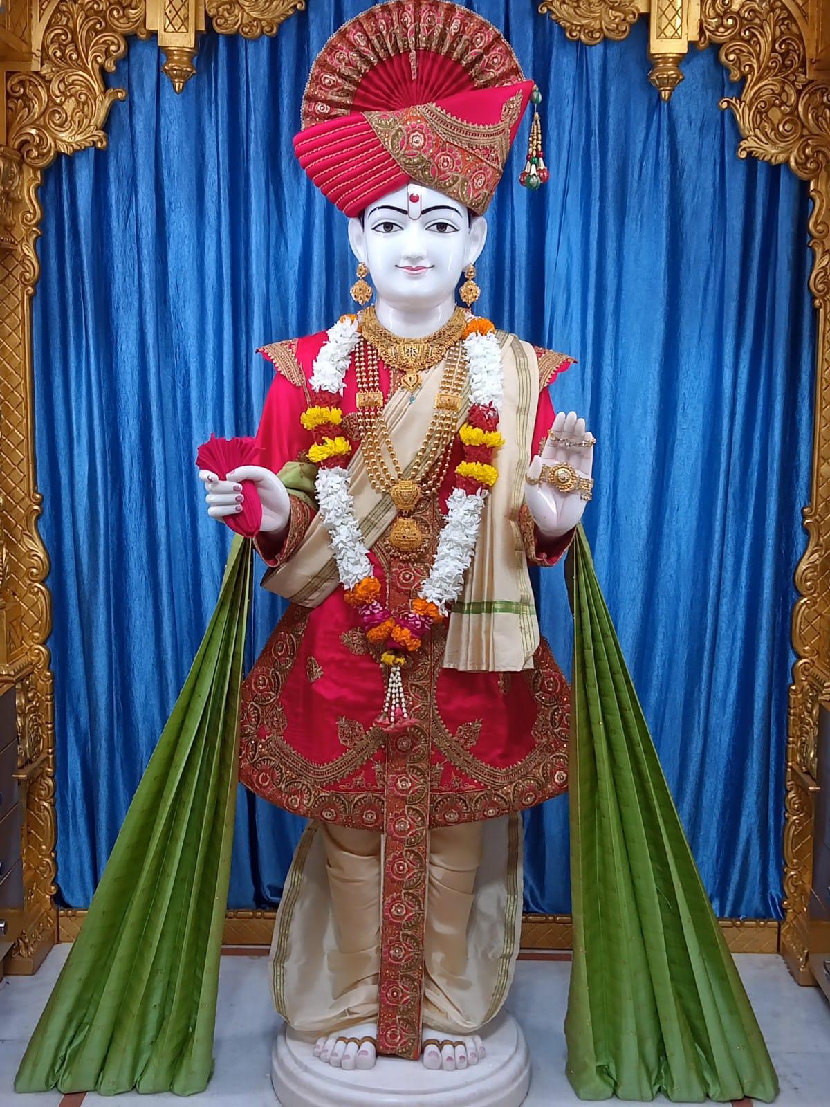 SMVS Swaminarayan Mandir - Mehsana