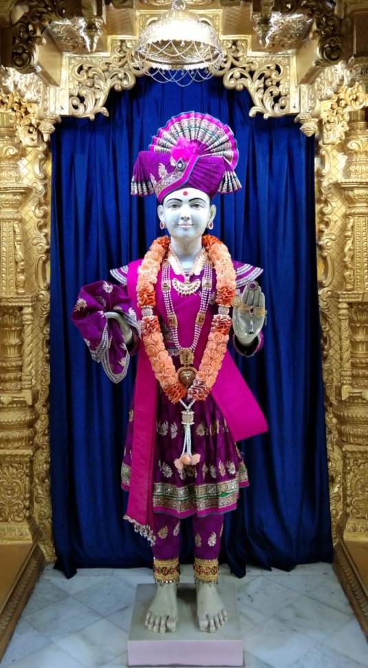 SMVS Swaminarayan Mandir - Surendranagar