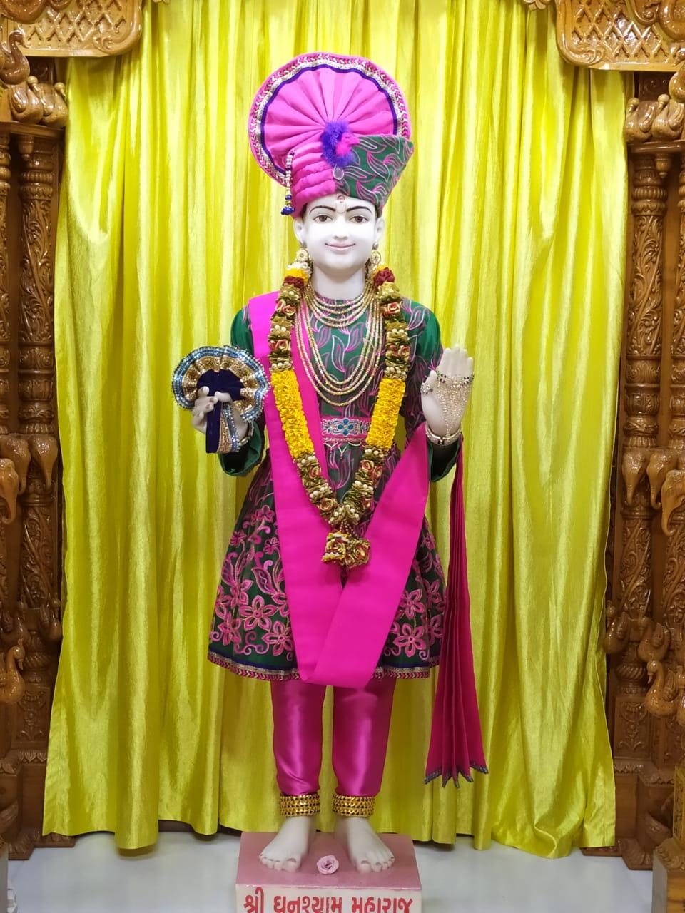 SMVS Swaminarayan Mandir - Vadodara
