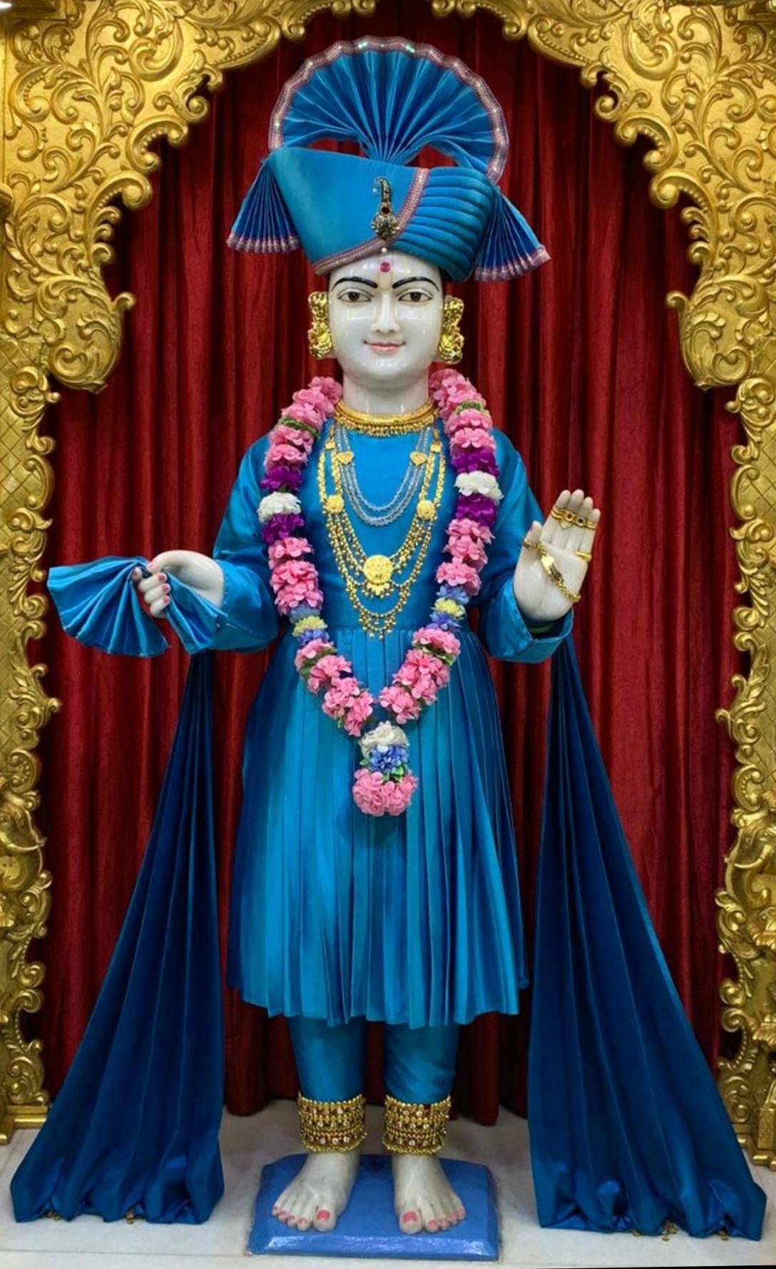 SMVS Swaminarayan Mandir - Vasna