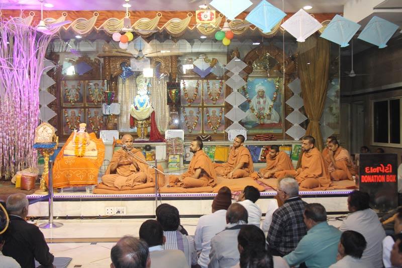 Swa. Dham - Gandhinagar