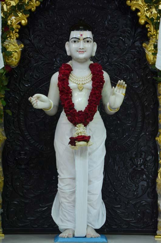 SMVS Swaminarayan Mandir Vasna Patotsav