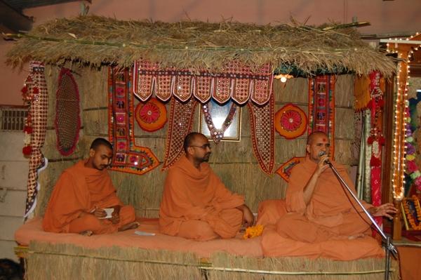 HH.Swamishree Vicharan-January-2009