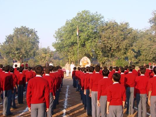 Swaminarayan Dham Vidhyalaya - 26th January