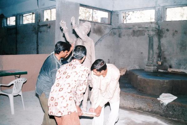 Swaminarayan Dham Construction & Inauguration