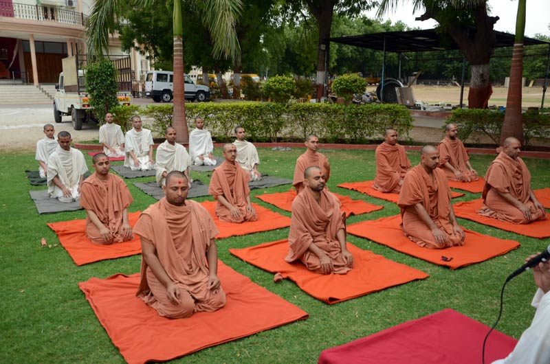 World Yoga Day Celebration