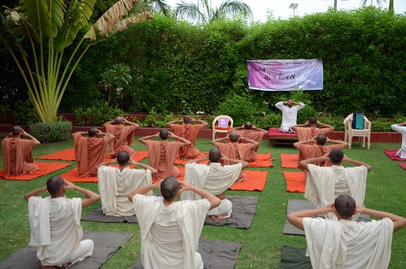 World Yoga Day Celebration