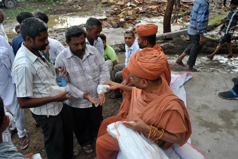 Saurashtra Flood Relief