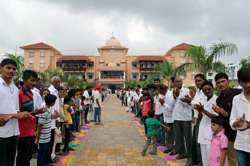 Guru Purnima Celebrations 2015 (Rajkot)