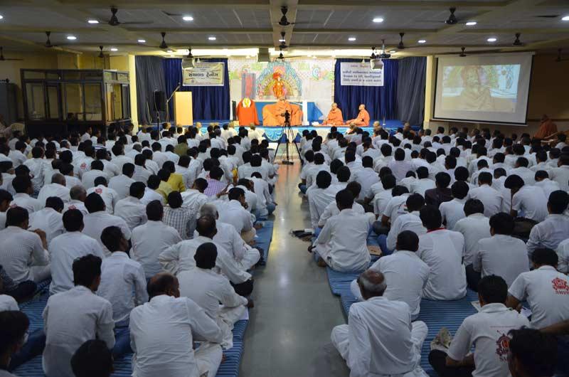 Bal-Balika Sanchalak Training Shibir - Swaminarayan Dham