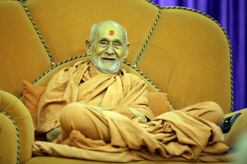 Nutan Varsh Ashirvad Sabha