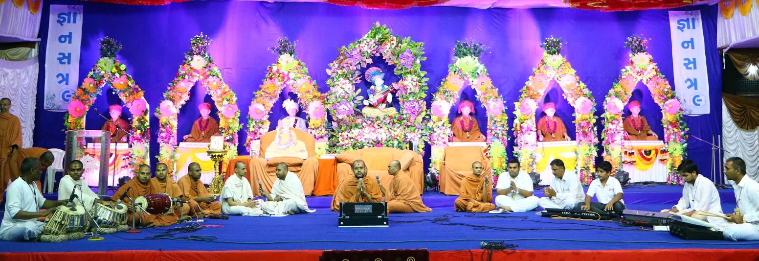 Sandhya Session