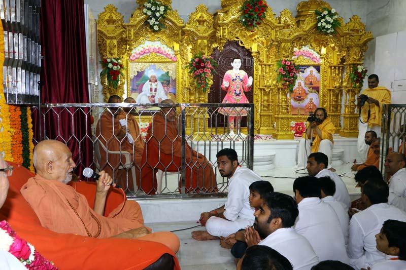 Murti Pratistha Utsav