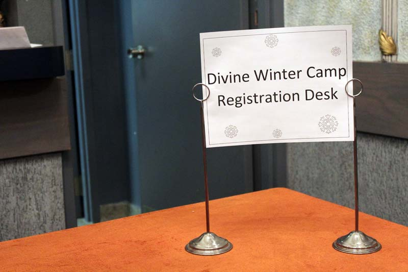 Divine Winter Camp - Canada