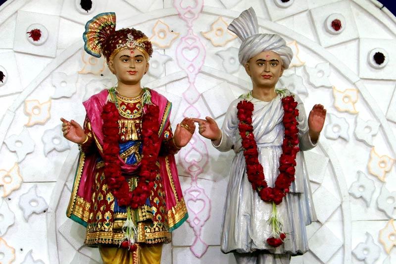 SMVS Swaminarayan Mandir Vasna - Poonam Samaiyo
