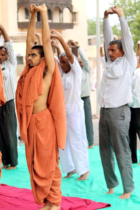 World Yoga Day - 2016