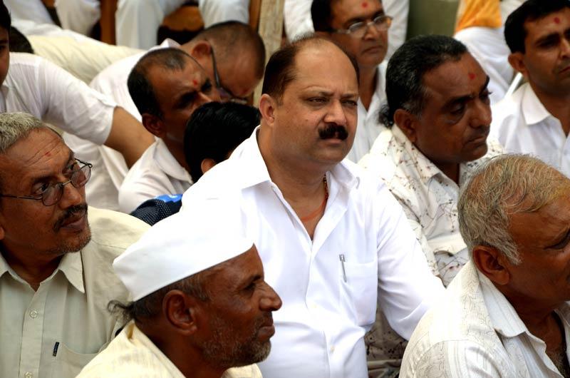 Abji Bapashree Prasadik Pragatya Sthan  Baladiya - Udghatan Samaroh