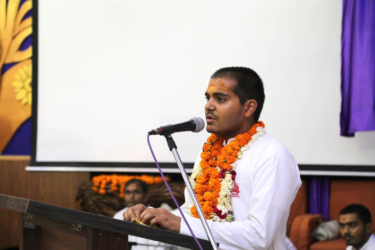 Samarpan Vidhi - 2016