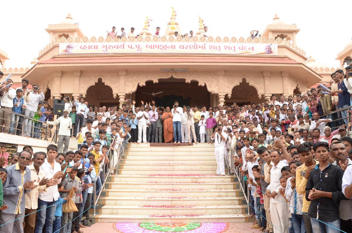 Gurupurnima Celebration - Godhar