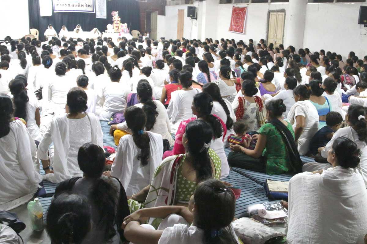 Sanchalak Training - Swaminarayan Dham