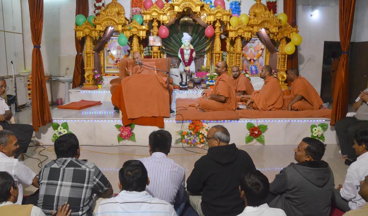 HDH Bapji Shakotsav Sabha At Halol