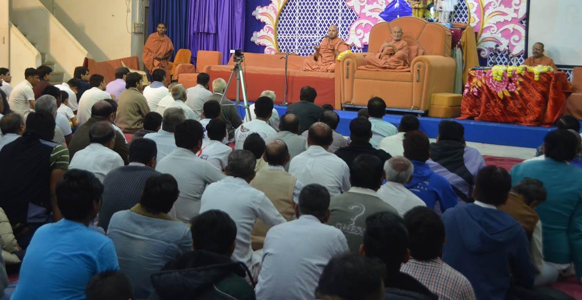 HDH Bapji Shakotsav & Zolidan Sabha At Vasna , Ahmedabad.