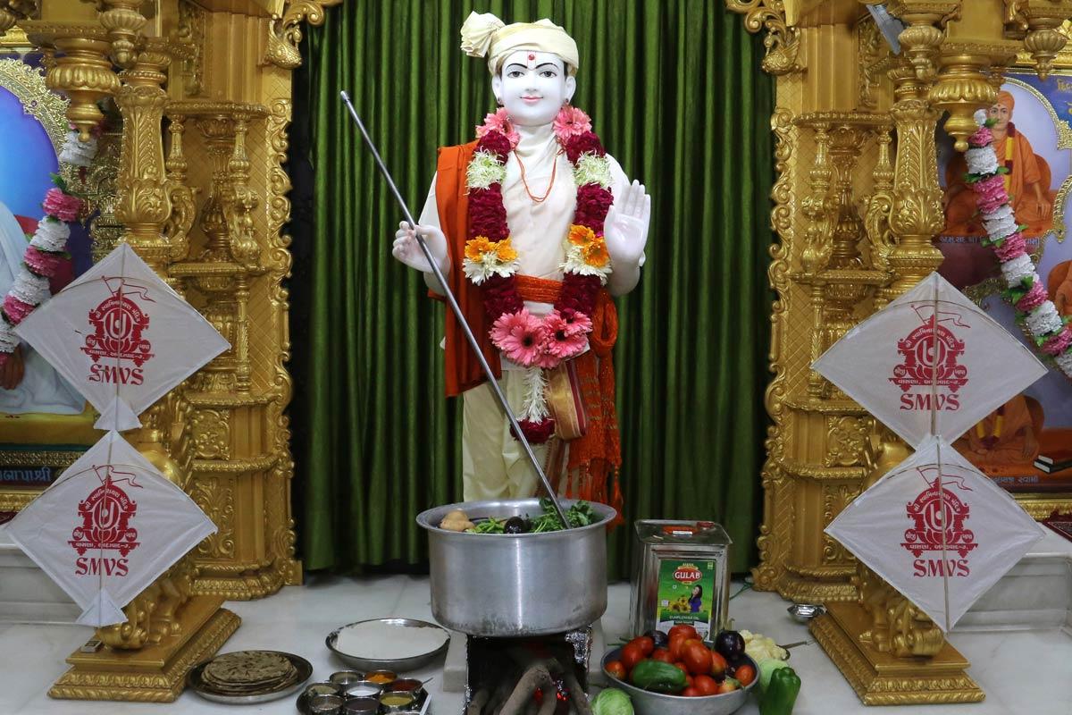 HH Swamishree Shakotsav Sabha At Naroda,Ahmedabad.