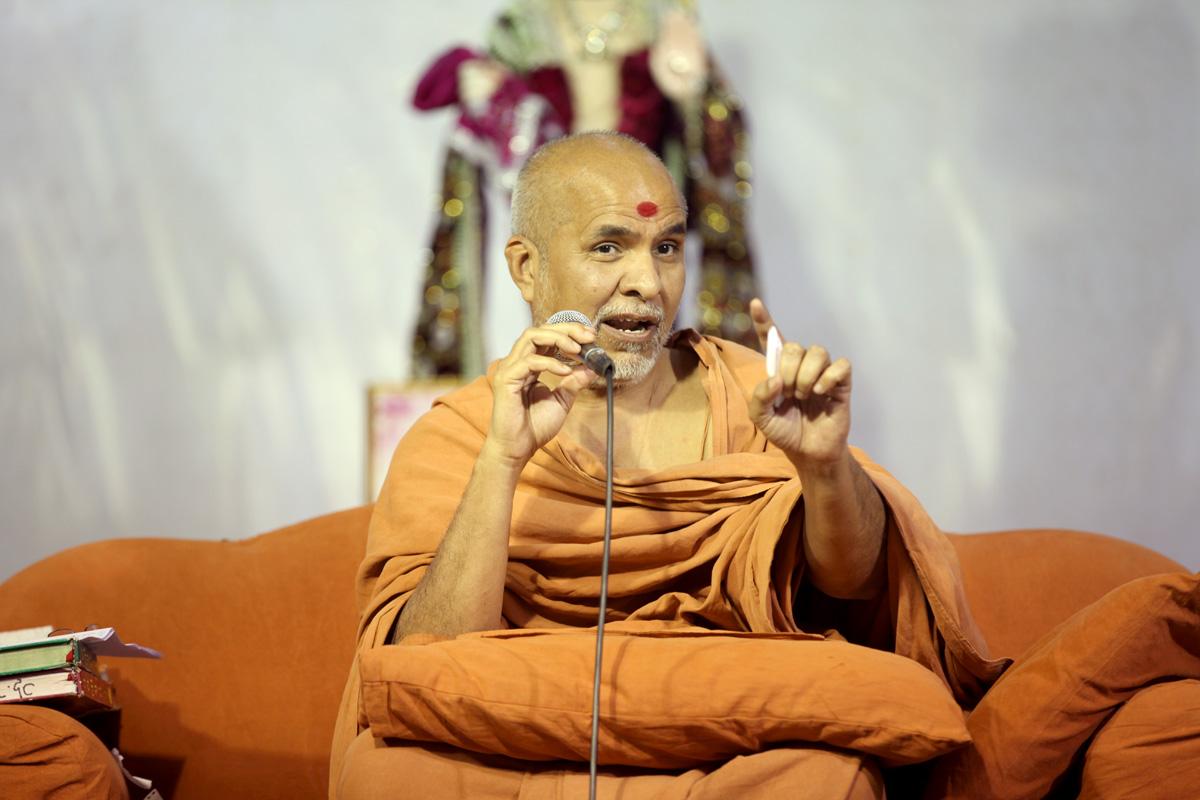 HH Swamishree Staff Shibir At Swaminarayan Dham-Gandhinagar