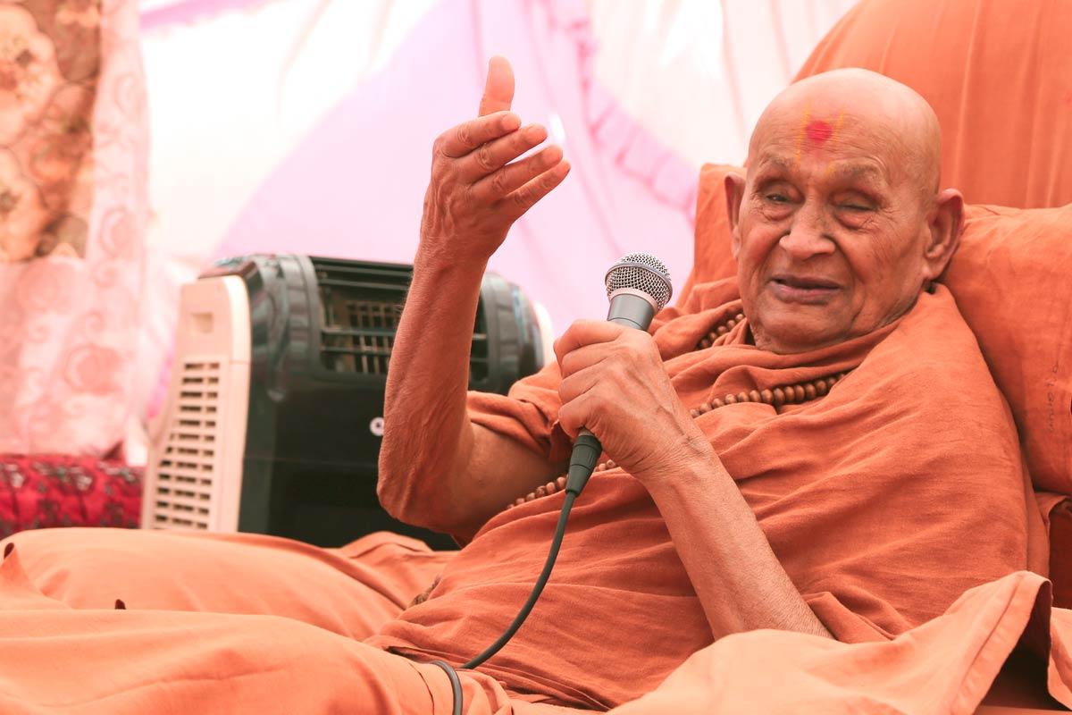 SMVS Swaminarayan Mandir Murti Pratistha - Babri,Panchmahal