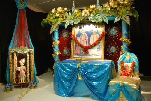 Shri Hari Pragatyotsav SWO UK