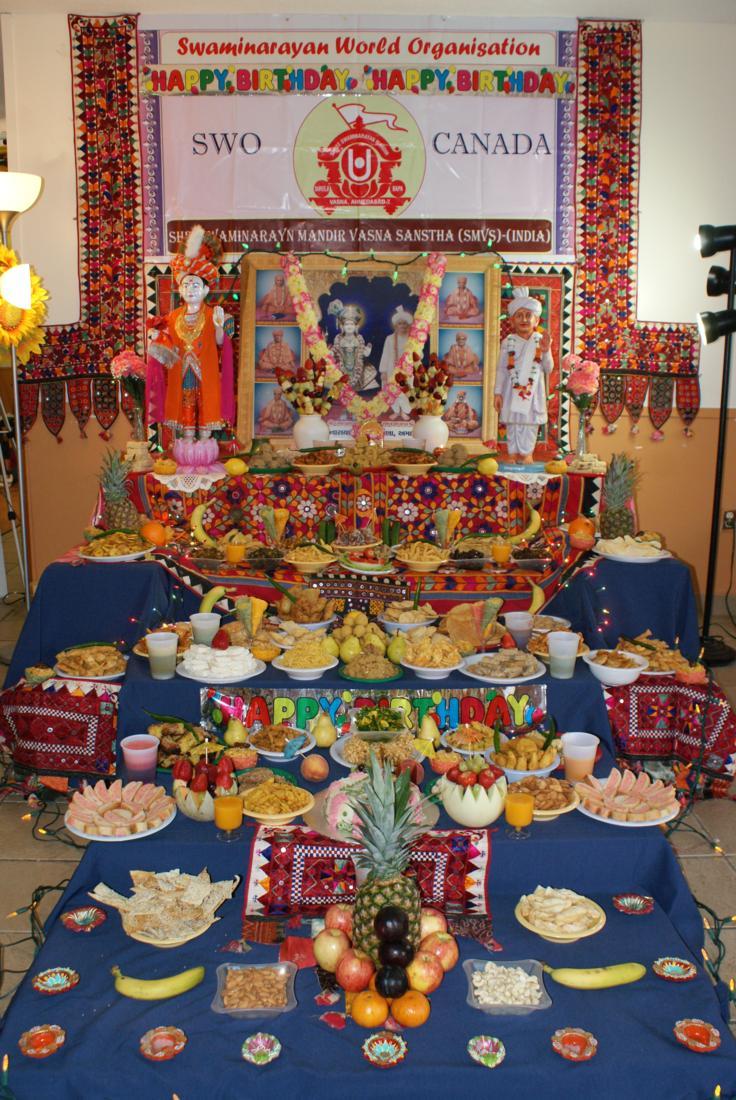 Shri Hari Pragatyotsav by SWO Canada