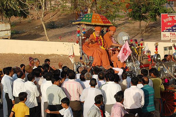 Murti Pratistha Ceremony - Zalod