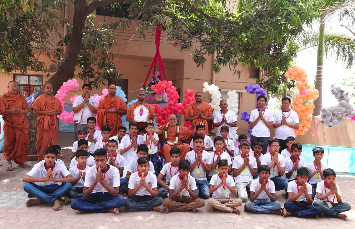 SMVS Bal Summer Camp - Godhar