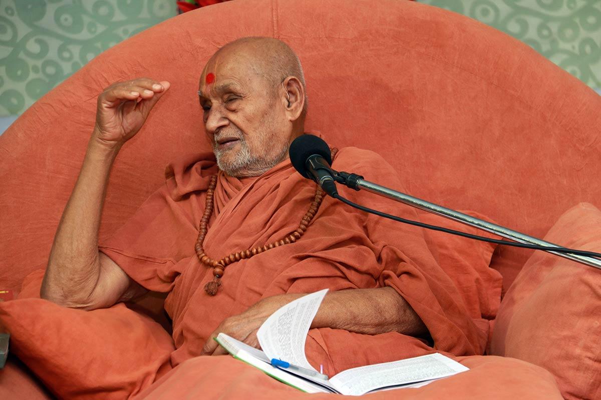 HDH Bapji Vicharan - Naroda