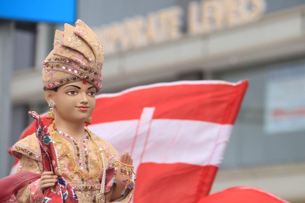 Gurupurnima Celebration - Rajkot