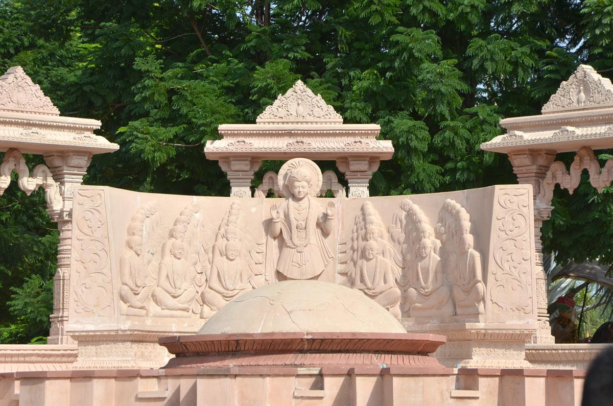 Gurupurnima Celebration - Swaminarayan Dham Gurukul