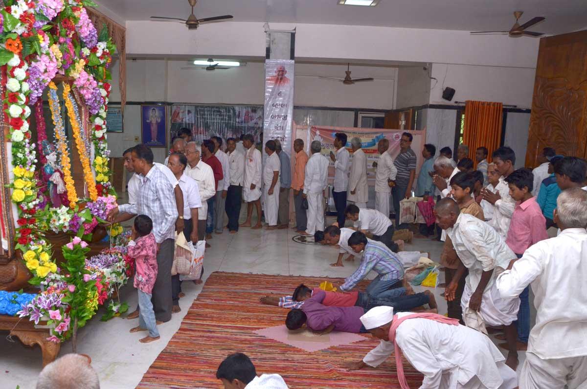 Guru Purnima Celebrations 2017 - Godhar