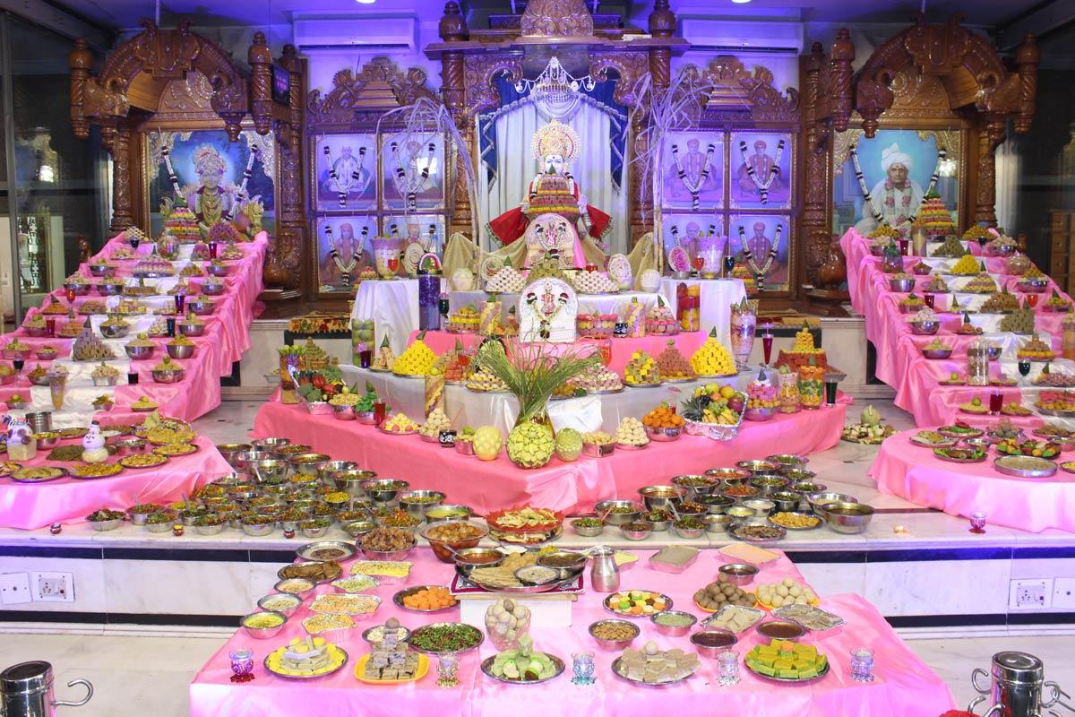 Swaminarayan Dham Gandhinagar