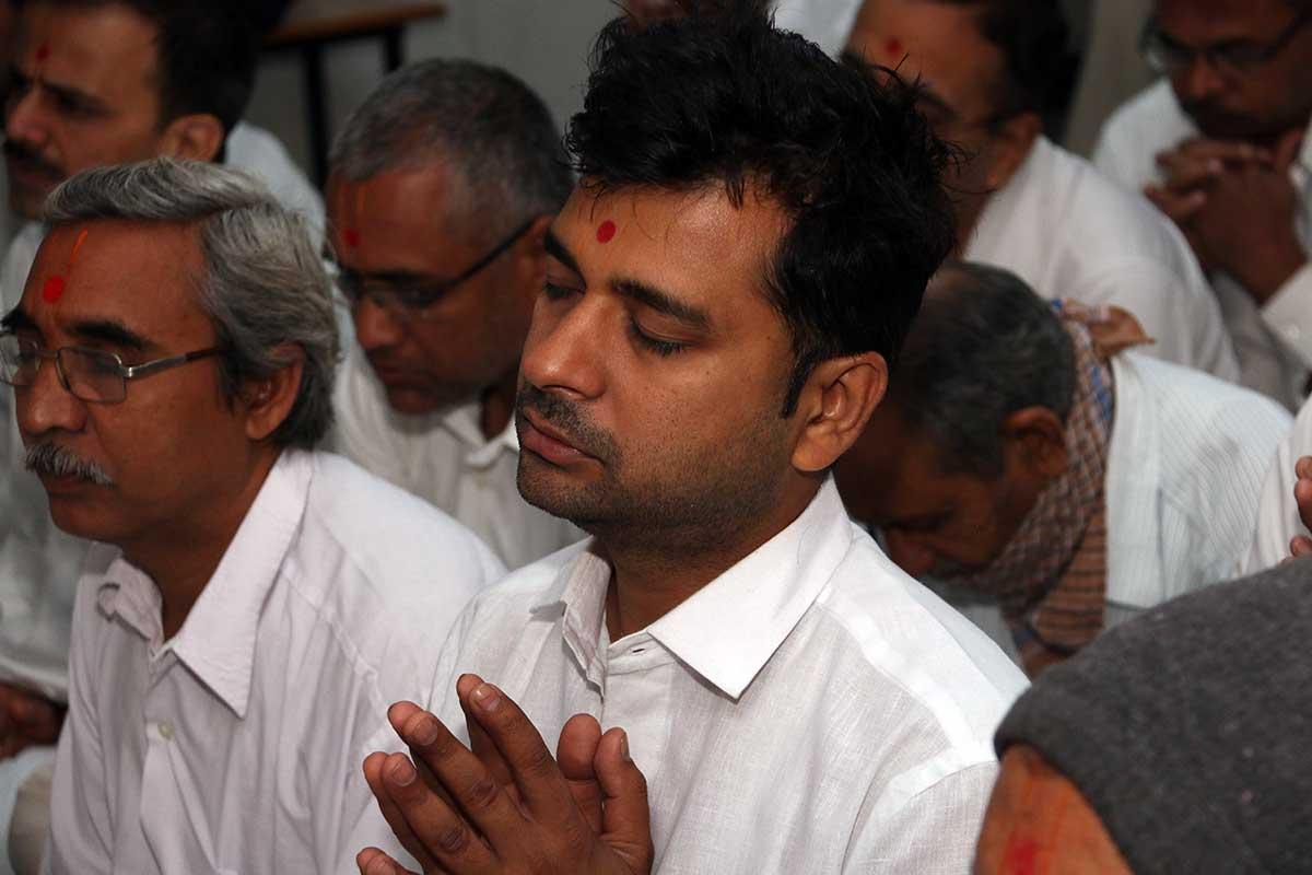 SMVS Swaminarayan Mandir Vasna 31th Patotsav