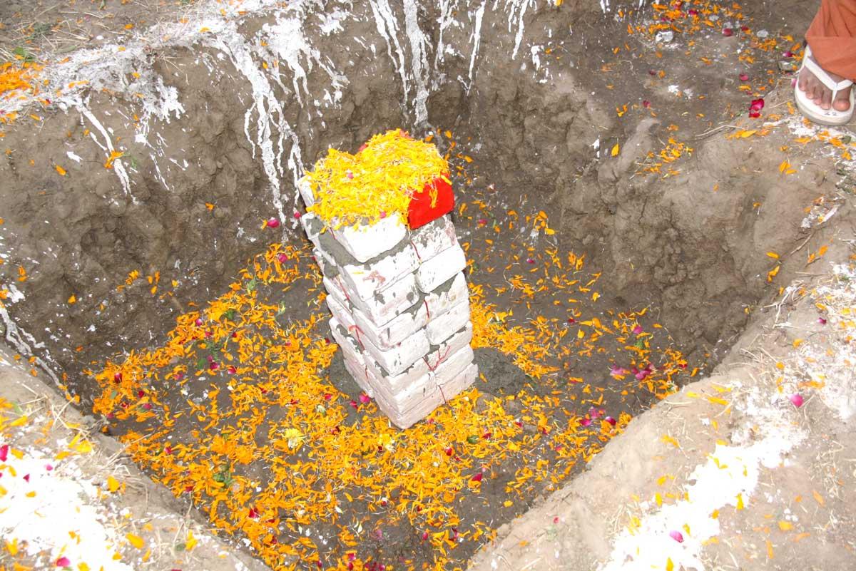 SMVS Swaminarayan Mandir Nikol - Shilanyas Samaroh